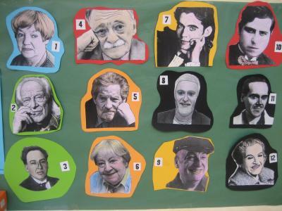 ¿Quién es quién?... poetas y poetisas que nos dan los buenos días
