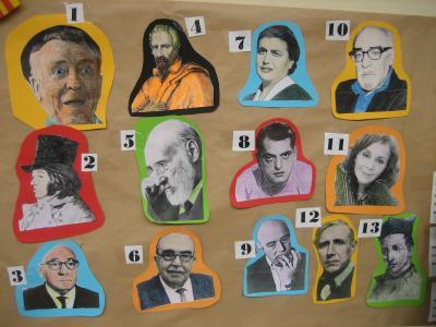 ¿Quién es quién? aragoneses ilustres